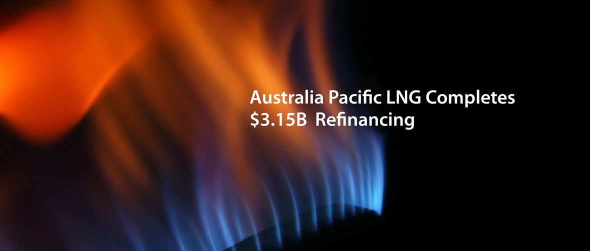 Client Highlight: Australia Pacific LNG