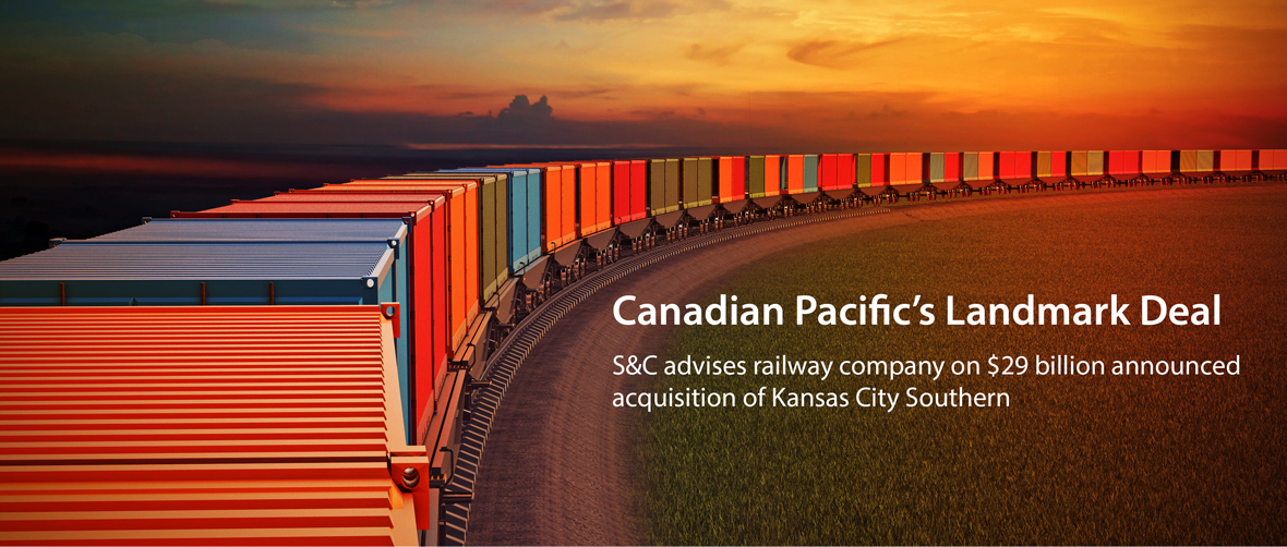Canadian Pacific's Landmark Deal