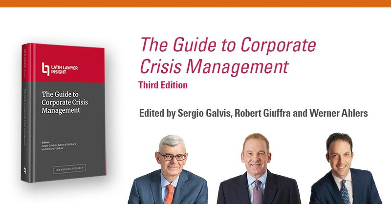 S&C Partners and Latin Lawyer Collaborate on The Guide to Corporate Crisis